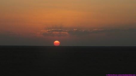 Sunrise 27.12.14 - near Haima