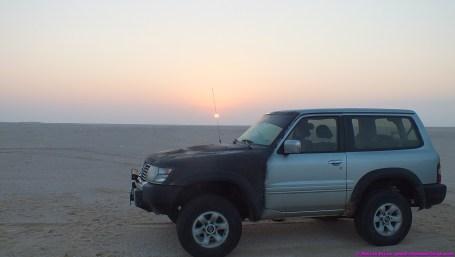 Sunset 26.12.14 - near Haima