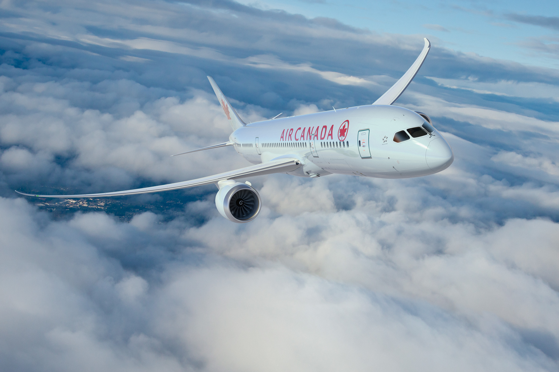 Air Canada Showcase New 787 Interior Thedesignair