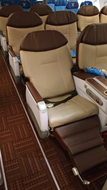 Hawaiian Airlines New A330 cabin 011