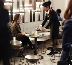 PPL- LHR T2 Arrival - Lounge service