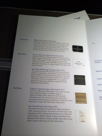 Cathay Pacific Business Class Trip Report
