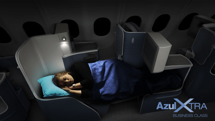 Azul A330Business8 TheDesignAir