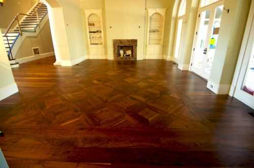 The Stage For Your Design Hardwood Flooring The Design Coach
