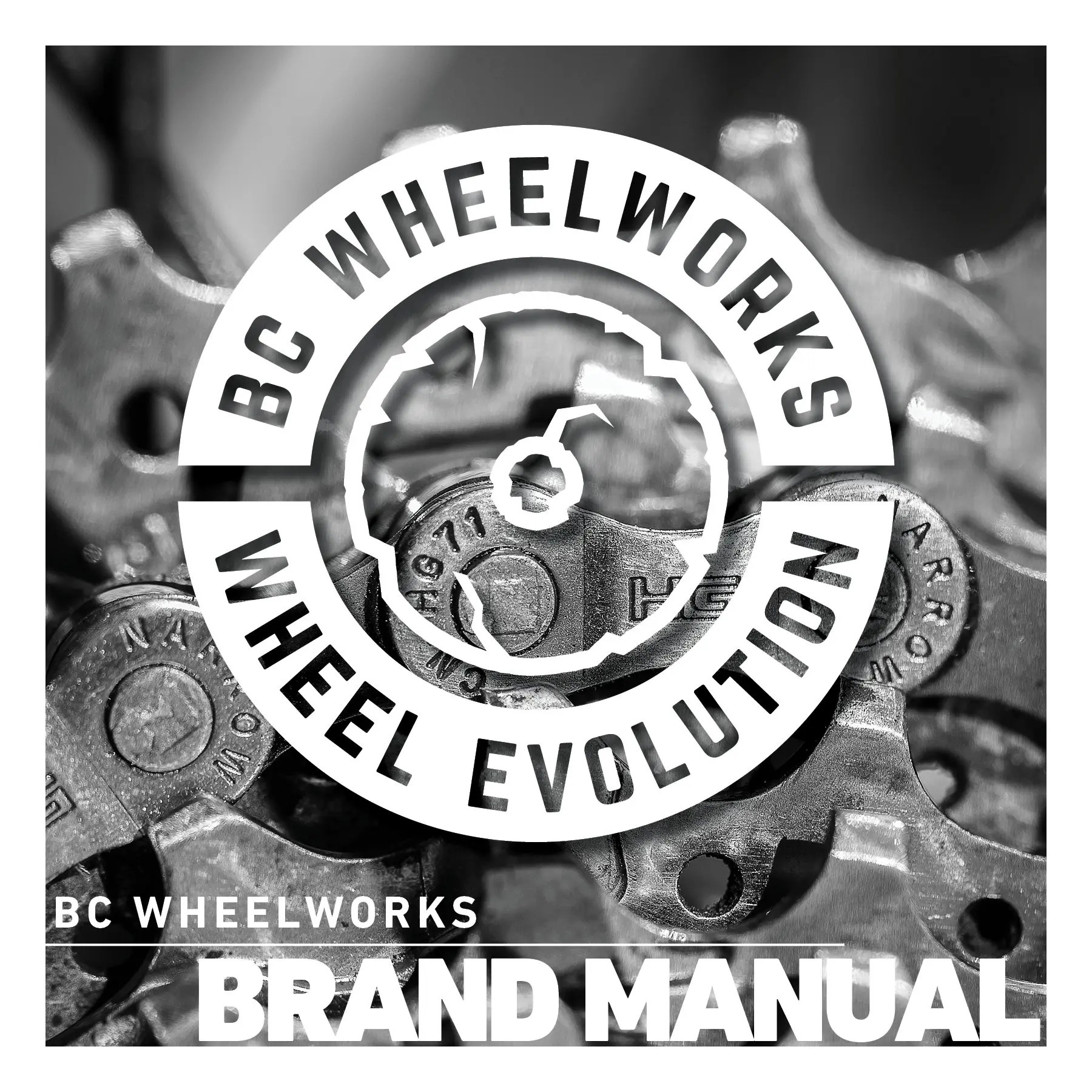 BC Wheelworks Brand and Identity Manual by Design Cypher
