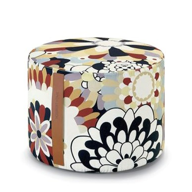 Missoni Home Vevey Pouf