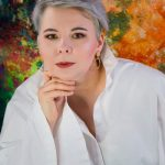 Katrin Belen/ Projektantka