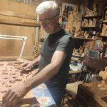 Jan Zięder/artysta-rzeźbiarz z Chochołowa