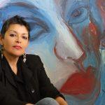 Elena Candiotte, sensibilidad y exquisitez hecha mujer  y artista
