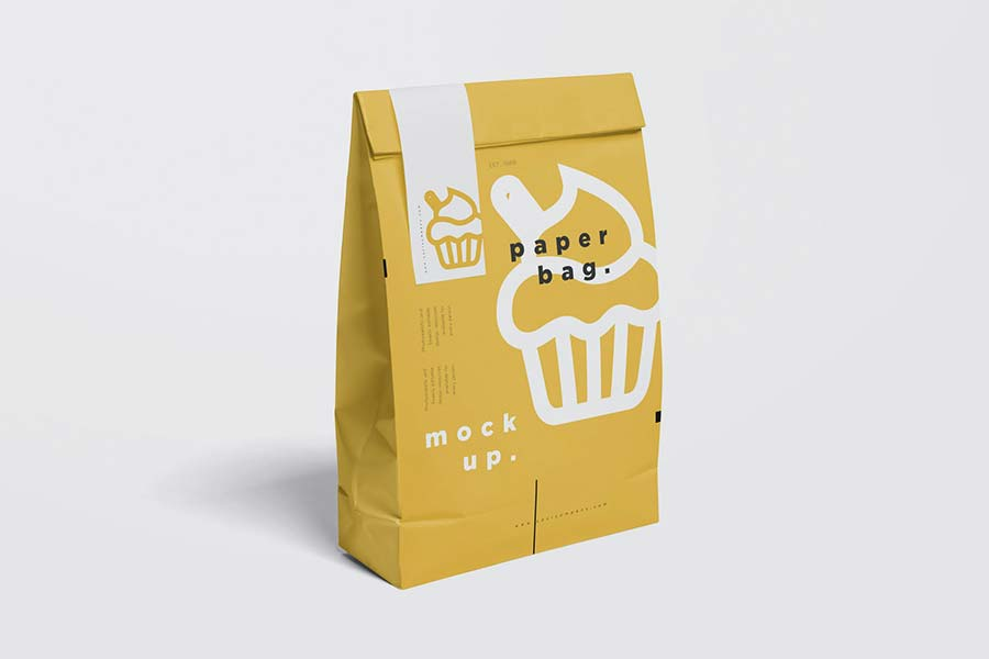This is a high quality psd shopping bag mockup style to let you showcase your. 30 Best Pouch Mockups Free Premium Psd Templates The Designest