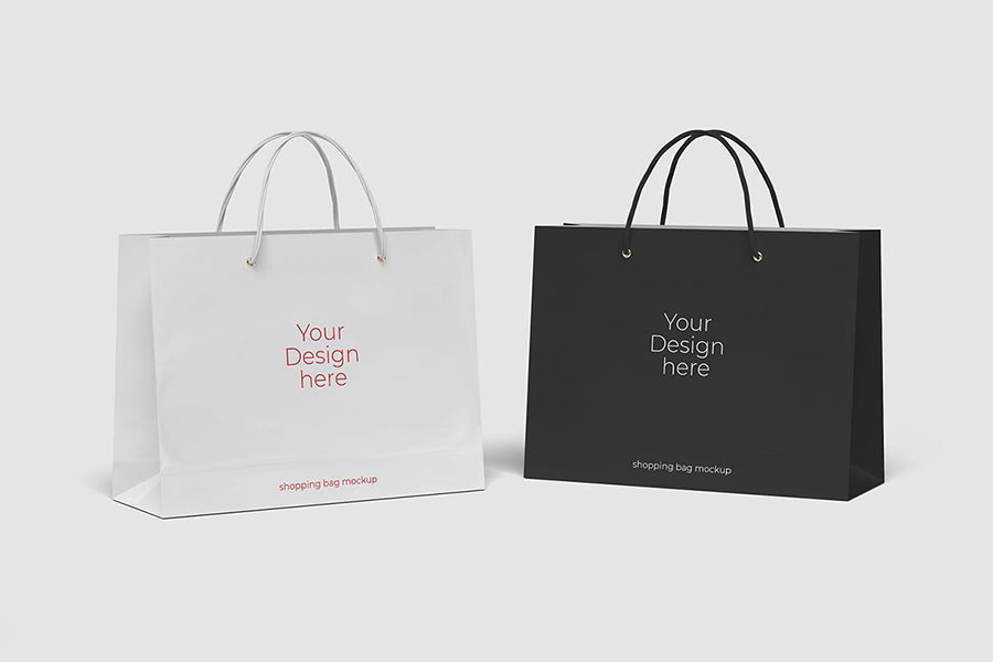 To do so, edit the smart object and color layers — it's simple, yet the result is worth a million. 30 Best Shopping Bag Mockups Free Premium The Designest