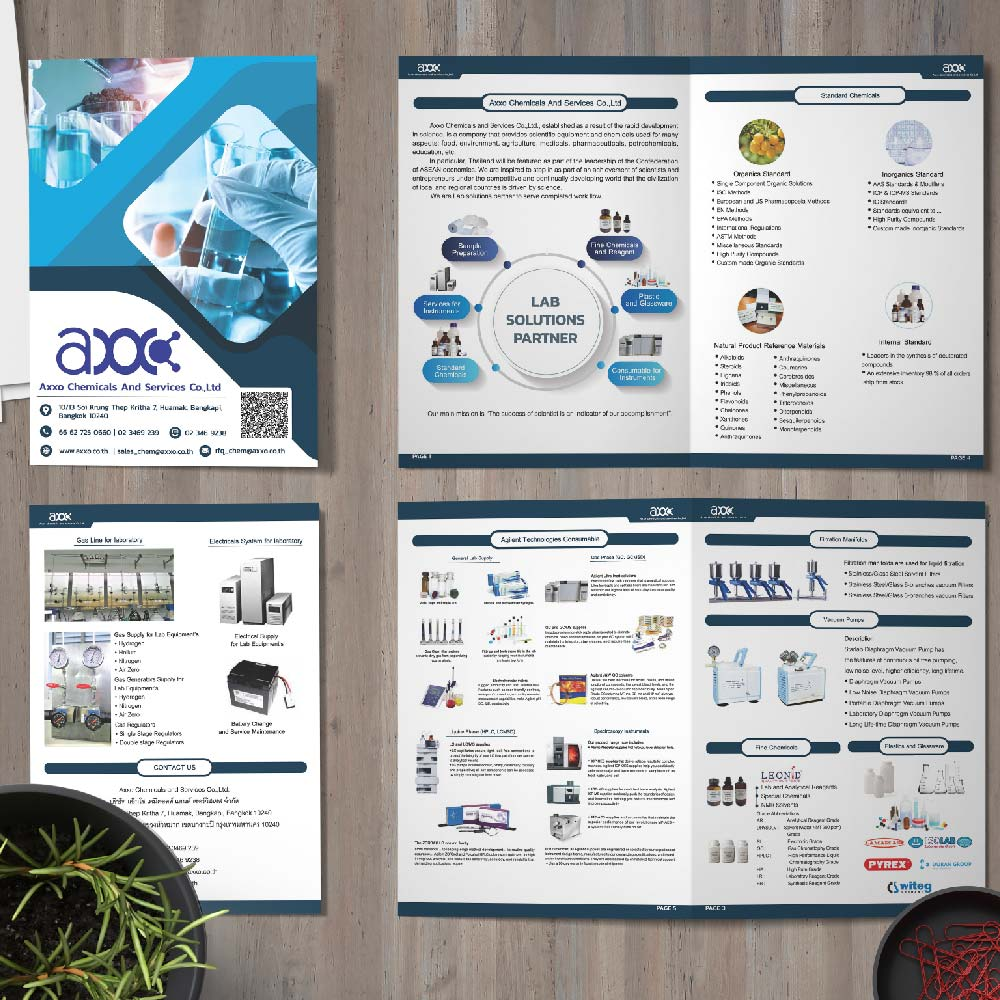 Company Profile Axxo chemicals and services Co.,Ltd