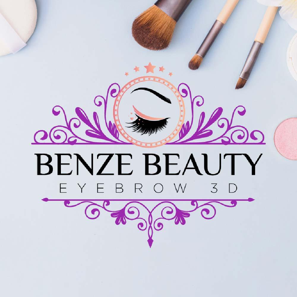 โลโก้ Benze Beauty
