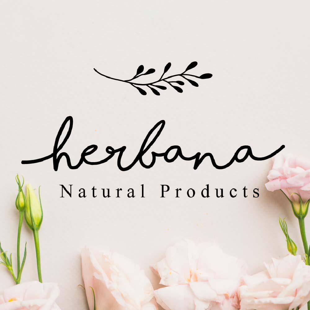 โลโก้ Herbana
