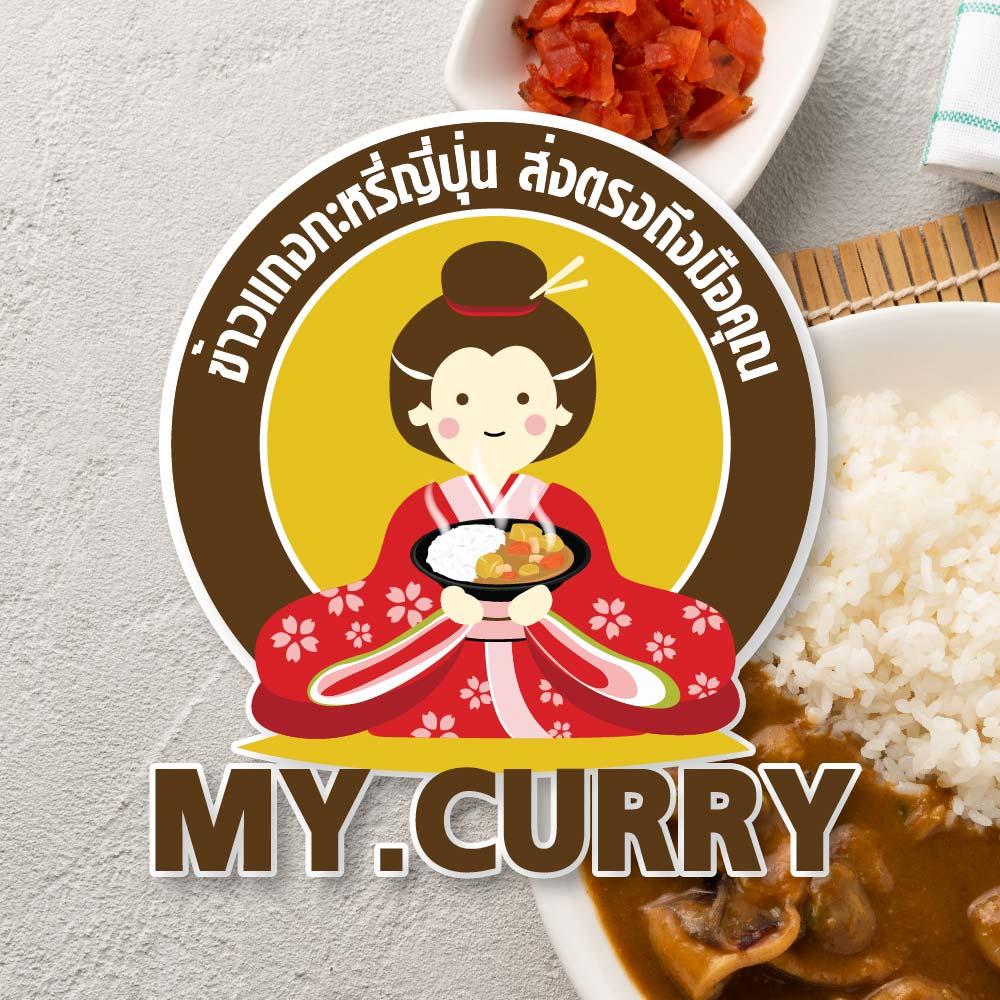 โลโก้ Mr.Curry