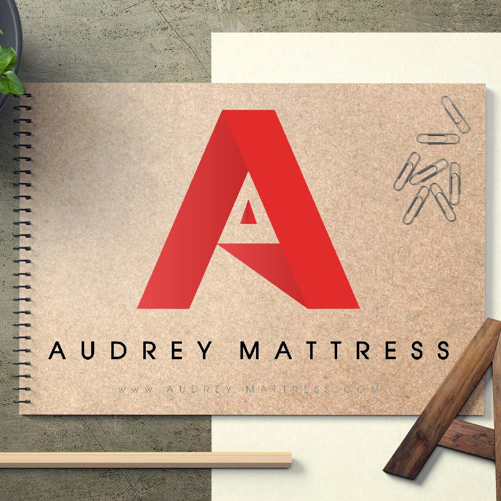 โลโก้ AUDREY MATTRESS