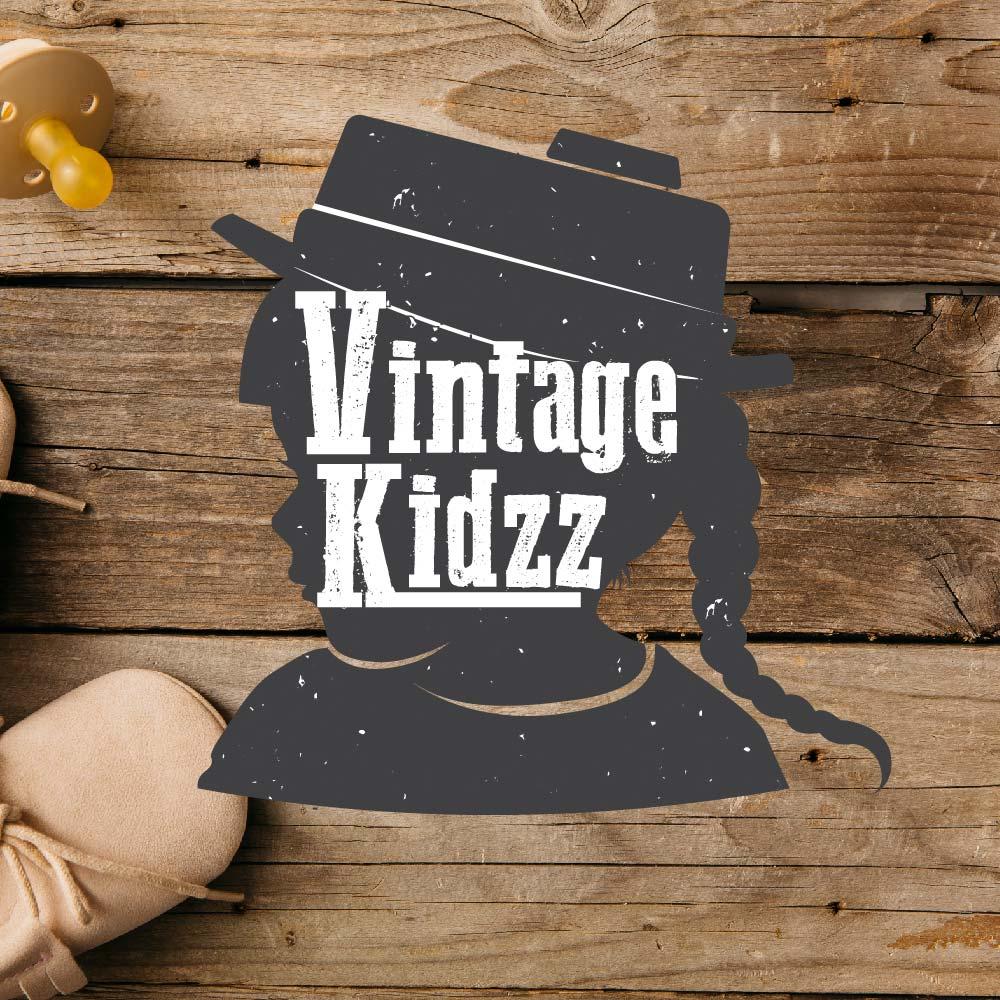 โลโก้ Vintage Kidzz