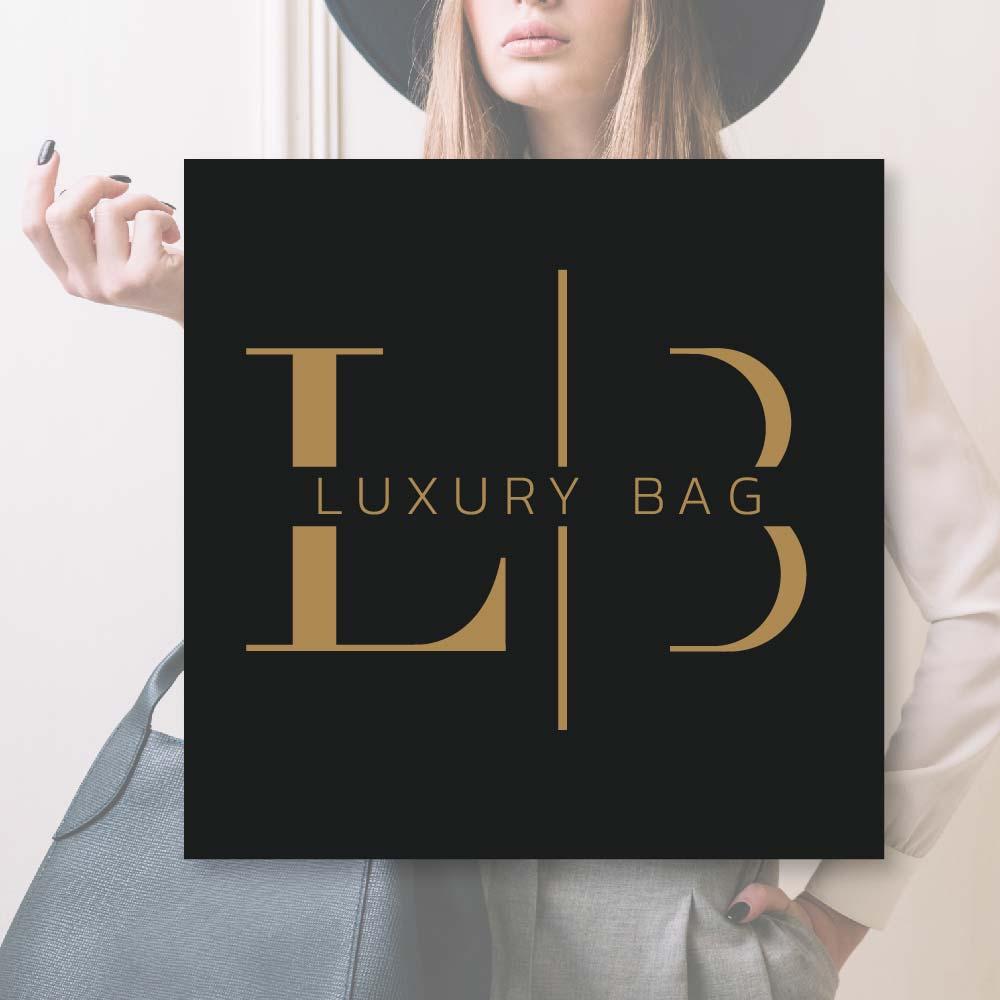 โลโก้ LB LUXURY BAG