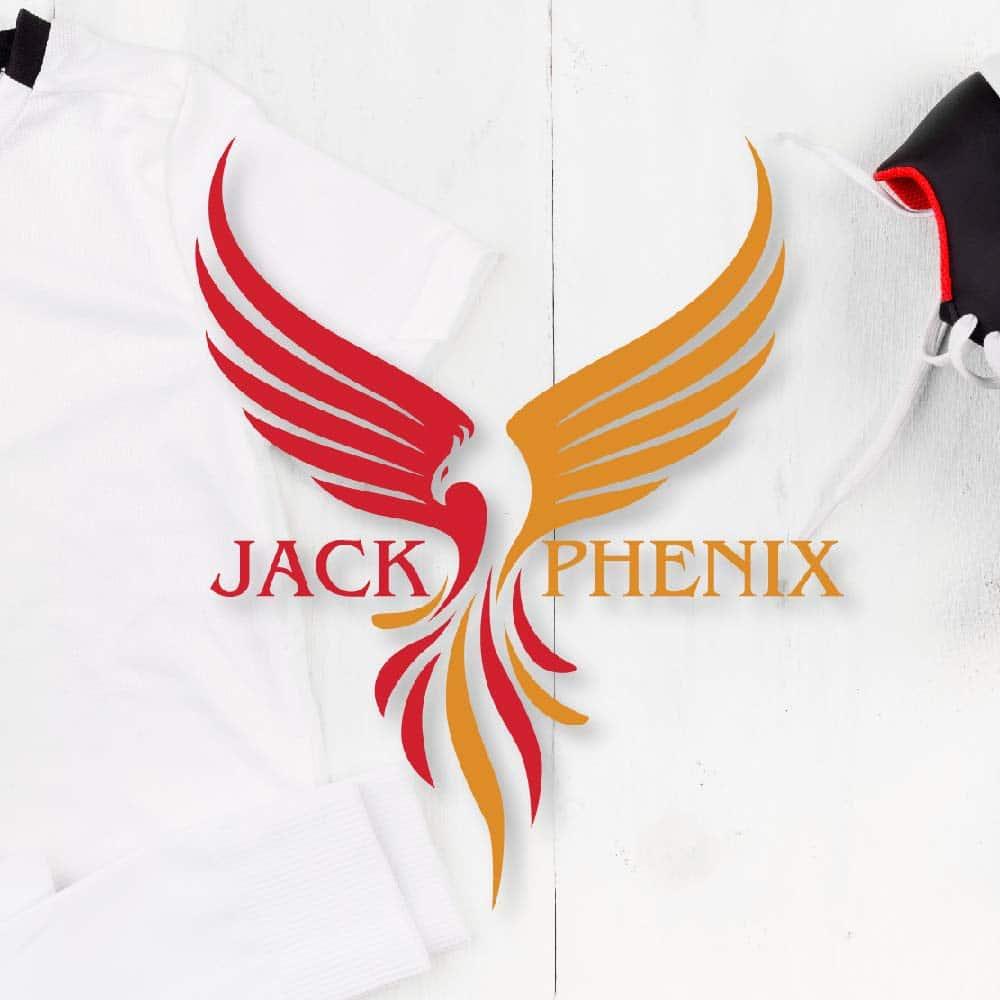 โลโก้ PHENIX JACK