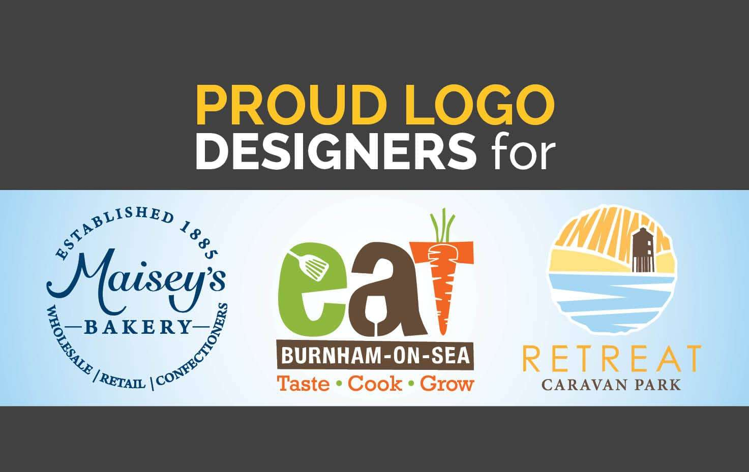 Logo Design, Burnham-on-Sea, Highbridge, Somerset