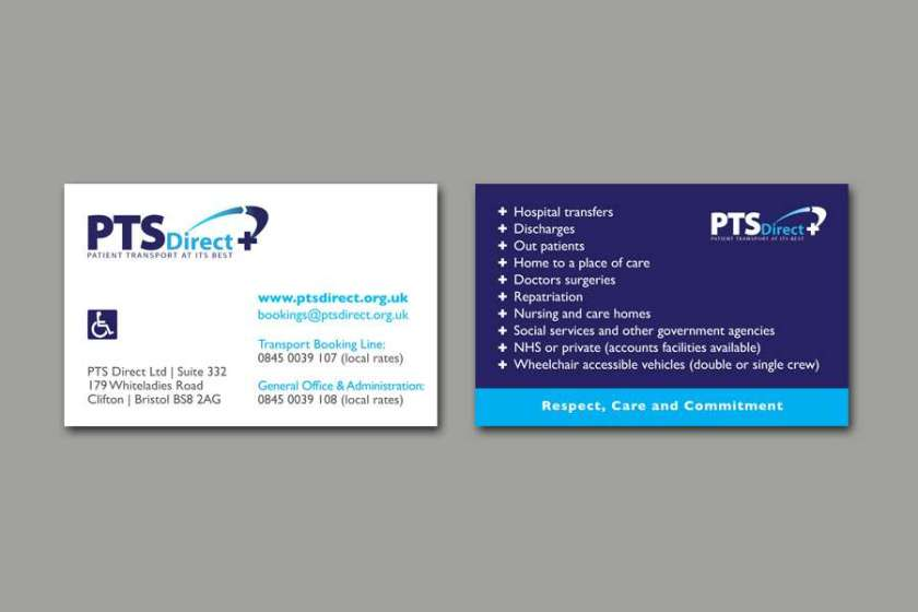 Business card design2 the design hive pts direct business card design reheart Image collections