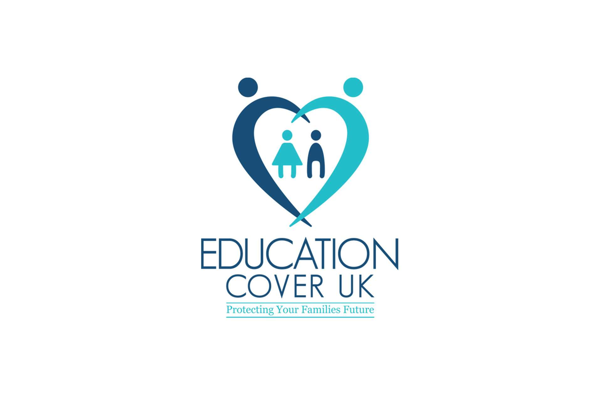 Logo design for educational insurance company based in Clevedon, North Somerset