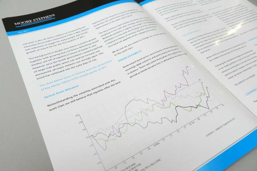 Quarterly review for financial planners, Bath, Somerset