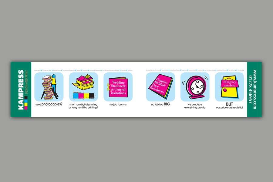 Banner Design for Graphic Design Studio Graphic design Bridgwater