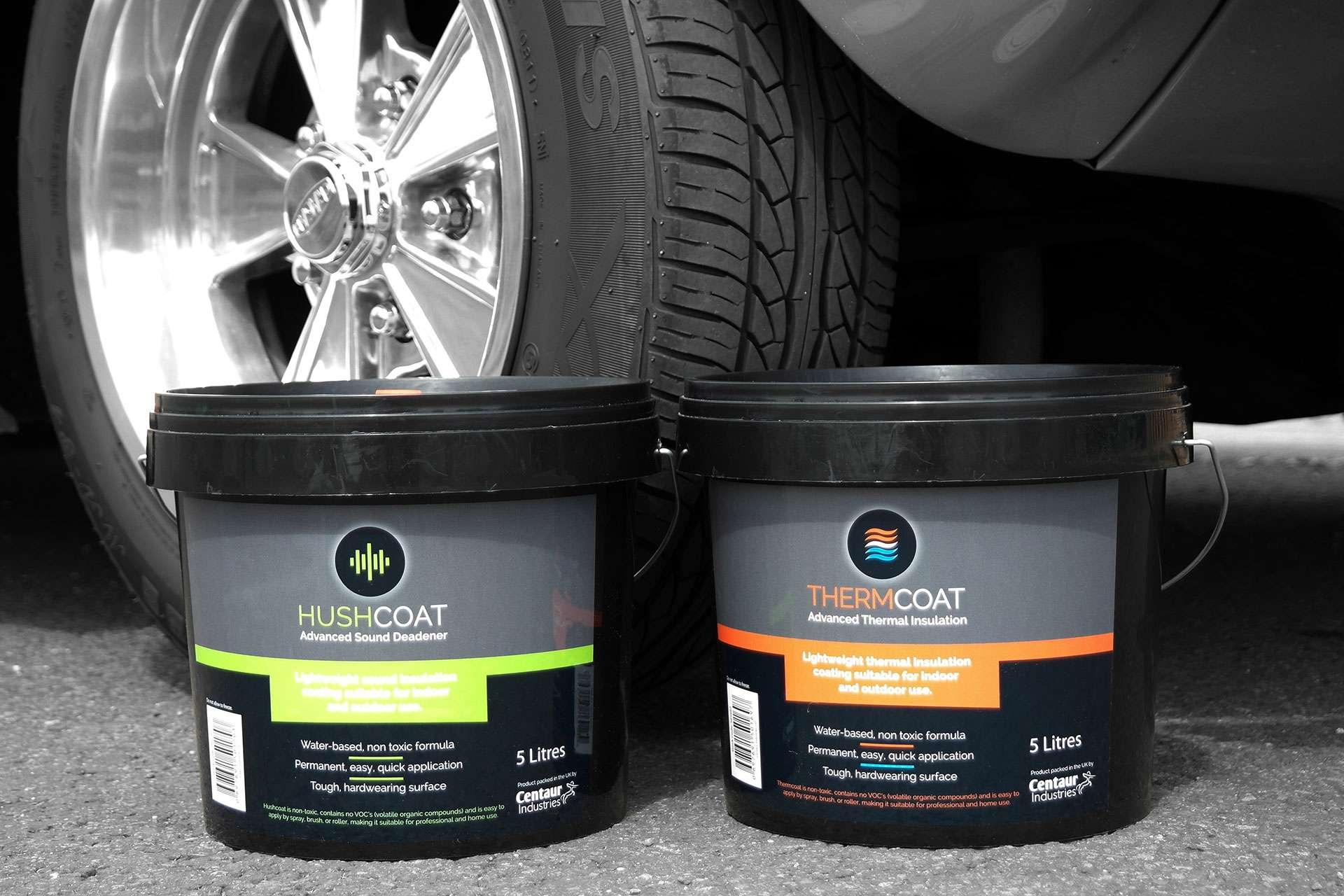 Branding & Packaging Packaging design for paint in Somerset