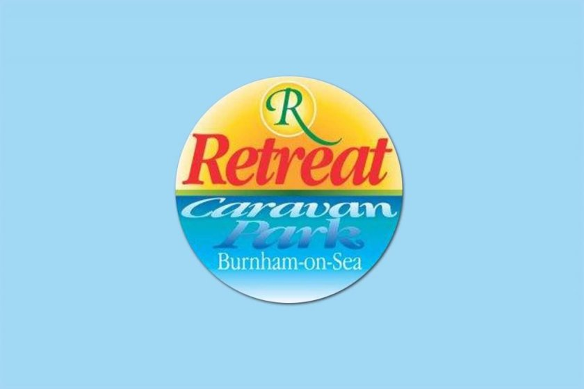 caravan-park-old-logo-design-somerset-1024x683 Retreat Caravan Park, Burnham-on-Sea, Somerset
