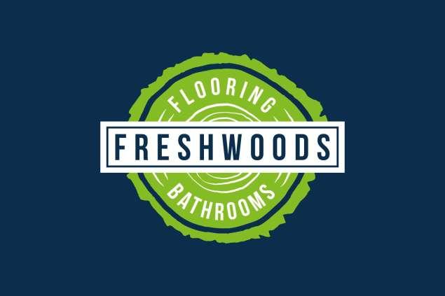 Flooring bathrooms logo design somerset