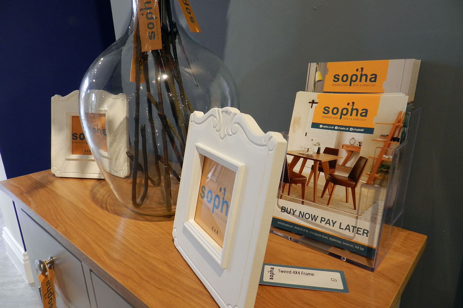 Sopha-beds-retail-leaflet-design-Somerset-1 The Importance of Branding & Graphic Design in a Business
