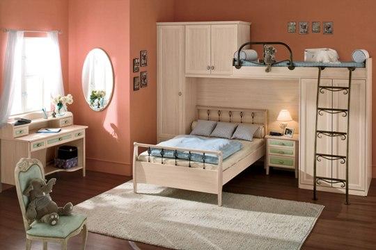 Choosing Themes For Kids Bedroom Design
