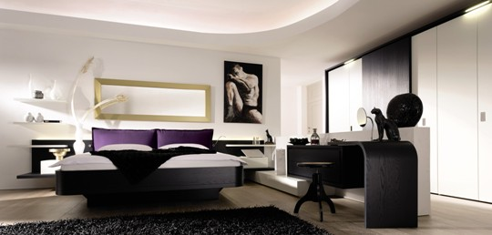 Modern Bedroom Sleeping Collection Mioletto From Huelsta