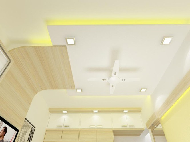Elegant Bedroom Design With Cool Colors