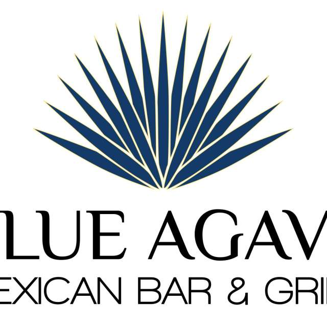 The Design Jedi - Logo Design - Blue Agave Mexican Bar & Grill