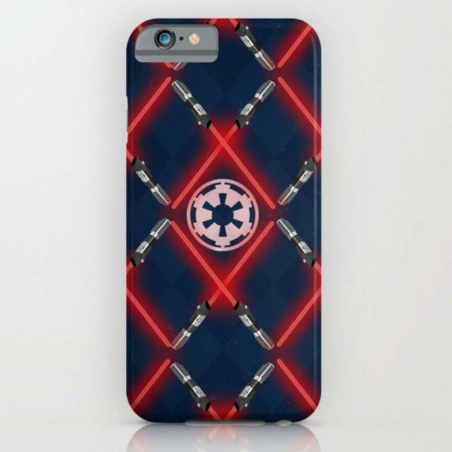 Imperial Lattice Design | Phone Case | The Design Jedi