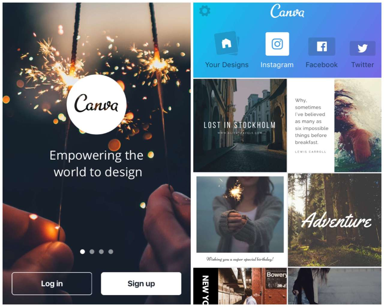 Canva for iPhone | App Review | The Design Jedi