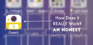 The Design Jedi | Honest App Review - Cheerz