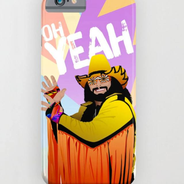 Randy Macho Man Savage Design | Phone Case | The Design Jedi