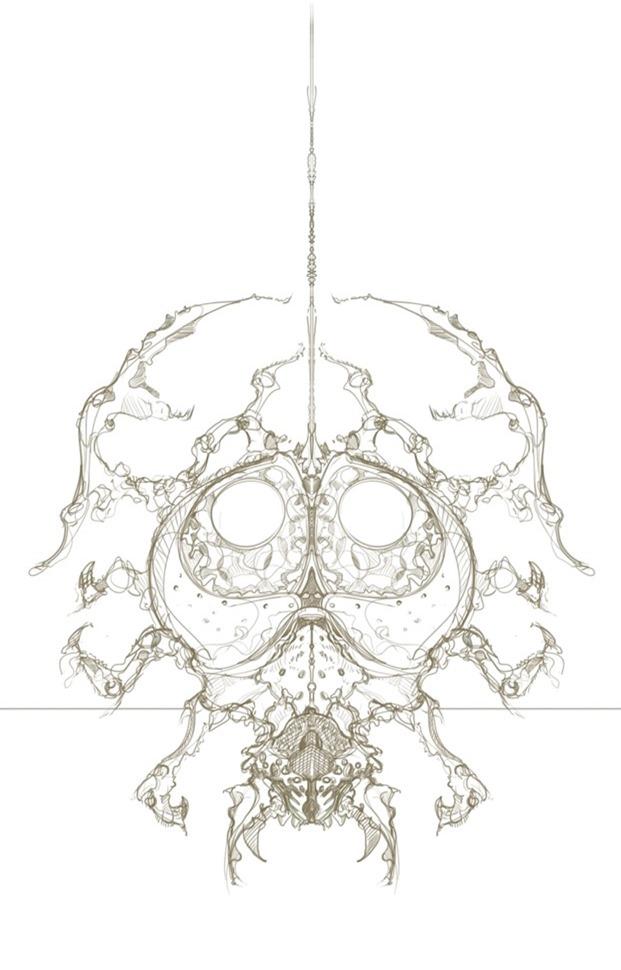 Spider-marble-d-theDesignSketchbook2