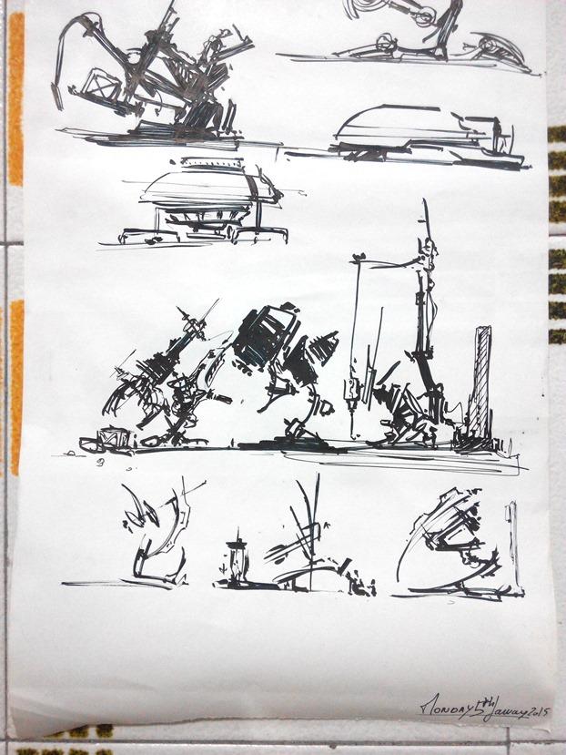 sketch-concept-art-roll-challenge-the design sketchbook g