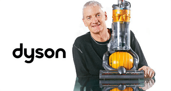 Dyson - Failure is necessary