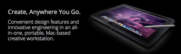Modbook inc Mac book screen tablet