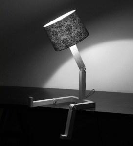 Sitting Lamp - Graeme Bettles Design (1)