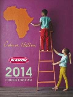 """""""Colour Nation"""" - Plascon's Colour Forecast for 2014"""