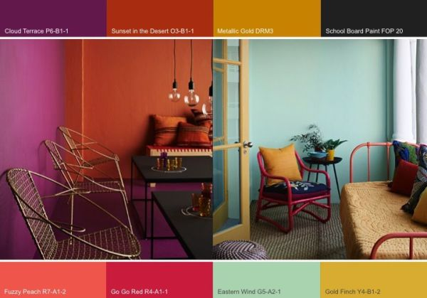 "Plascon 2014 Colour Forecast – ""Urban Tribe"""