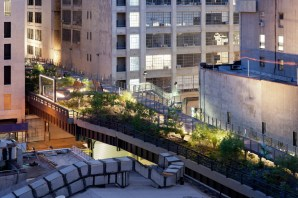 Urban parks creates spaces where city dwellers can slow down, interact and and reconnect | via http://www.thehighline.org/about/park-information