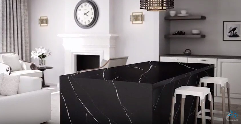 New Eternal Quartz Collection by Cosentino with NBoost Technology for more luster, color and durability
