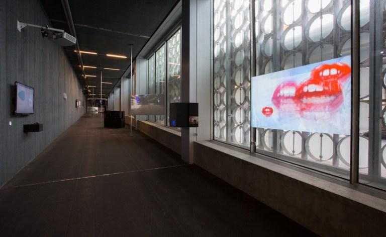 Experimental Practice exhibition at RMIT Design Hub. Photo: Tobias Titz